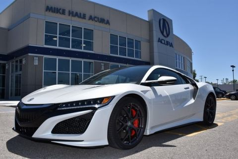 New 2018 Acura NSX