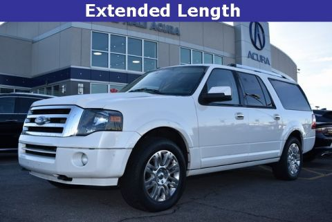 Pre-Owned 2011 Ford Expedition EL Limited