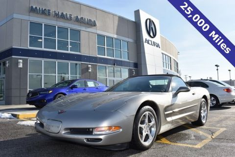 Pre-Owned 2000 Chevrolet Corvette Convertible