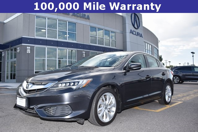 Certified PreOwned Acura ILX With Premium Package D Sedan In - Pre own acura