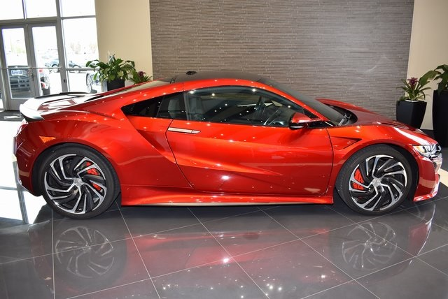 New 2017 Acura Nsx 2d Coupe In Murray A14365 Mike Hale Acura