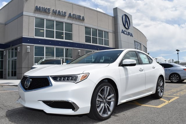 New 2020 Acura Tlx V 6 Sh Awd With Technology Package 4d Sedan In