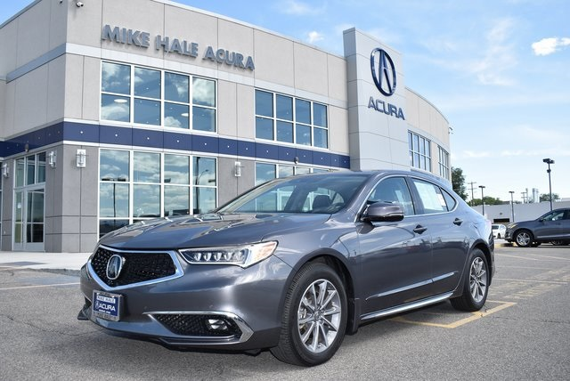 Certified Pre-Owned 2020 Acura TLX V-6 SH-AWD with Advance Package