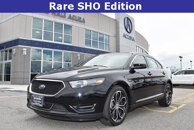 2016 Ford Taurus Sho >> Pre Owned 2016 Ford Taurus Sho 4d Sedan In Murray 17828 Mike Hale