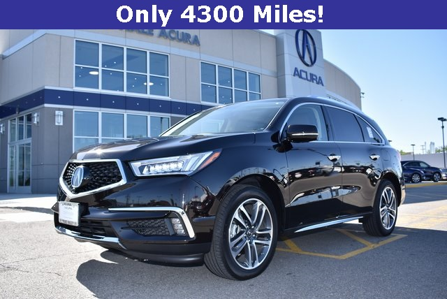 PreOwned Acura MDX L D Sport Utility In Murray - Acura mdx pre owned