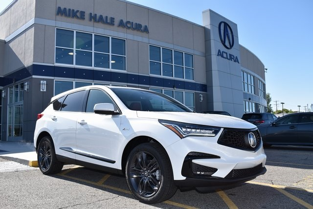 New 2020 Acura Rdx Sh Awd With A Spec Package 4d Sport Utility In