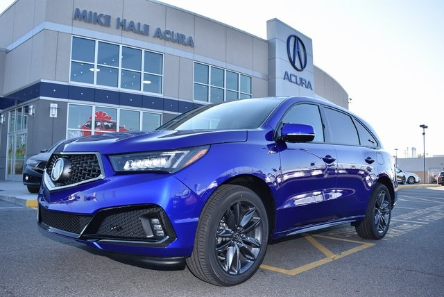 New 2019 Acura Mdx Sh Awd With A Spec Package
