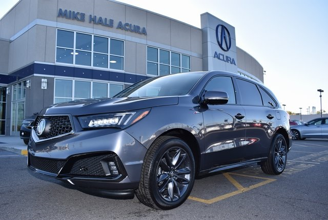 New 2019 Acura Mdx Sh Awd With A Spec Package 4d Sport Utility