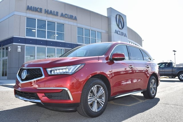 Certified Pre-Owned 2019 Acura MDX SH-AWD