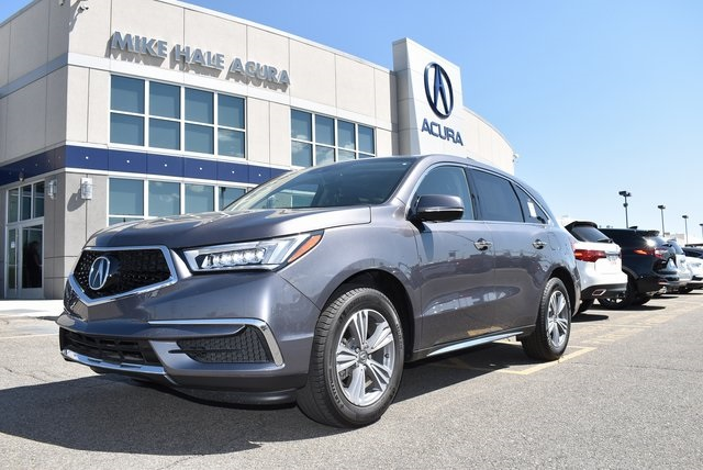 Certified Pre-Owned 2020 Acura MDX SH-AWD