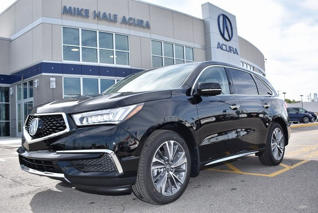 New Acura MDX SHAWD With Technology Package D Sport Utility - Acura mdx tires