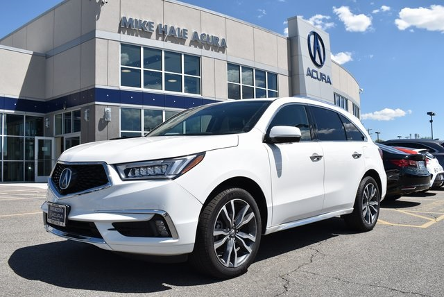 Certified Pre-Owned 2020 Acura MDX SH-AWD with Advance and Entertainment Packages
