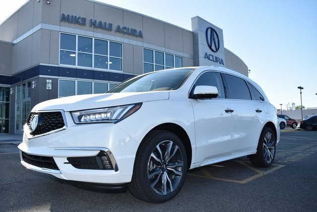 New 2020 Acura Mdx Sh Awd With Advance And Entertainment Packages 4d Sport Utility