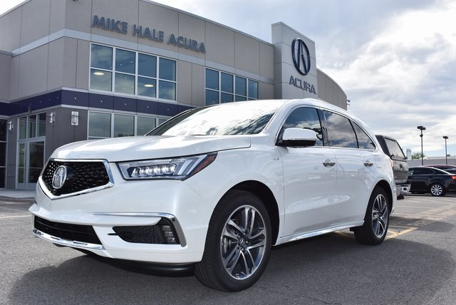 New Acura MDX Sport Hybrid ADV D Sport Utility In Murray - Acura mdx replacement parts