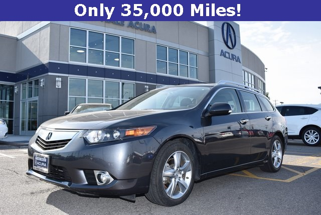 Certified Pre-Owned 2014 Acura TSX 2.4 4D Wagon in Murray #A15035A ...