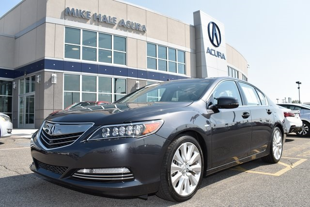 Certified Pre-Owned 2016 Acura RLX Sport Hybrid Sport Hybrid SH-AWD with Advance Package