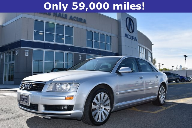 Pre-Owned 2005 Audi A8 4.2