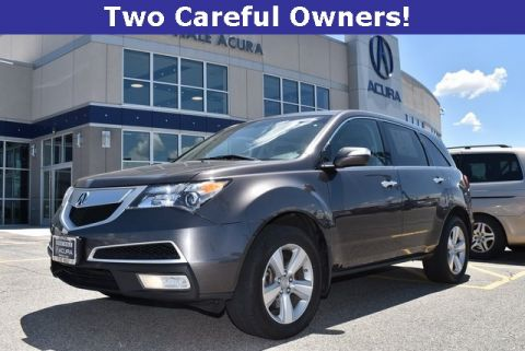 Pre-Owned 2010 Acura MDX 3.7L