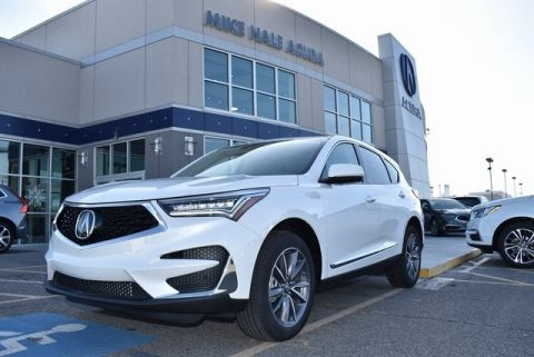 Certified Pre-Owned 2020 Acura RDX SH-AWD with Technology Package
