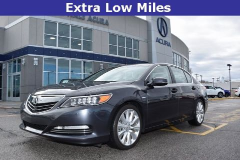 Pre-Owned 2016 Acura RLX Sport Hybrid Base